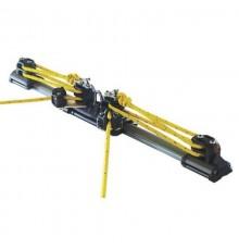 Kit rail et chariot de grand voile LEWMAR taille 1