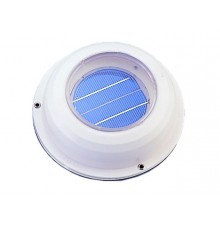 Aérateur / Extracteur d'air solaire ABS ou Inox