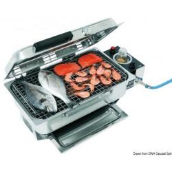 Barbecue au gaz pour bombonne externe