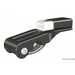 Eclairage orientable à LED pour Barbecue