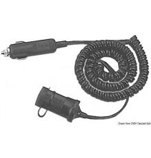 Câble allongeur spiralé m/f