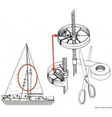 Sailguard rondelles de protections pour voiles Le lot de 2