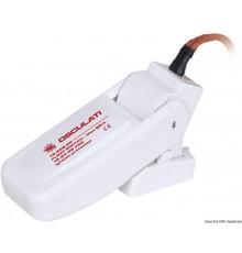 Interrupteur automatique pour pompes de fond de cale