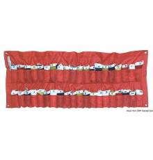 Série de 40 pavillons Grand Pavois avec pochette de rangement