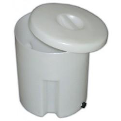 Container pour bouteille gaz