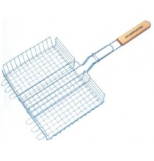 GRILLE AJUSTABLE POUR BARBECUE