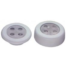 FEU LED PLAFOND Diam 75 mm