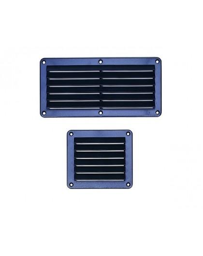 grille de ventilation ABS noir ou Blanc