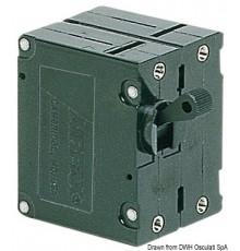Interrupteurs AIRPAX automatiques magnéto/hydrauliques bipolaires pour courant alterné
