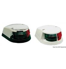Feux de navigation bicolores rouge/vert de proue