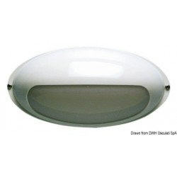 Eclairage fluorescent Labcraft Opal 9 W