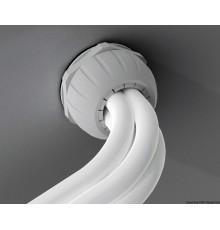 Passe-coque étanche pour câbles de grandes dimensions