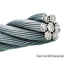 Câble inox AISI 316