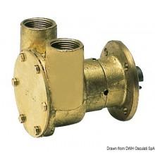 Pompe NAUCO modèle FPR040, bridée, application directe sur le moteur