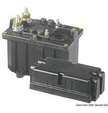 Coupe-batterie automatique (télérupteur général de courant avec alimentation de la bobine)