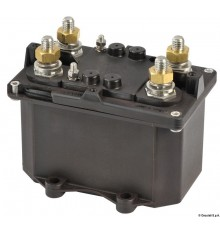 Coupe-batterie automatique bipolaire<br />(télérupteur général de courant avec alimentation séparée de la bobine)