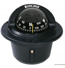 """Compas RITCHIE Explorer 2"""" 3/4 (70 mm) avec compensateurs et éclairage"""