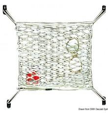 Filet élastique en nylon porte-objets