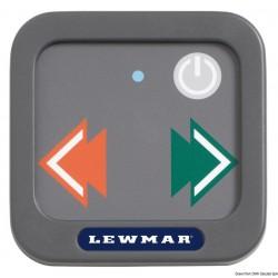 Commandes pour propulseurs escamotables LEWMAR