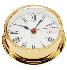 Horloge dorée 120 mm Autonautic