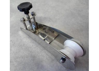 Davier en inox avec bloqueur Longueur 320mm