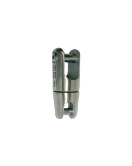 Jonction émerillon chaîne-ancre inox charge 1700 kg