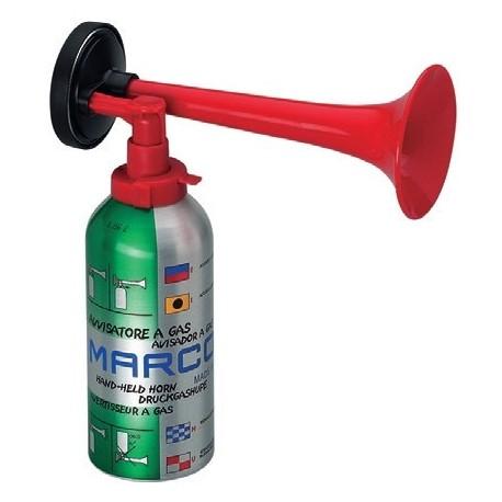 Avertisseur à gaz non inflammable