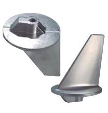ANODE MERCURY Hauteur 100 mm
