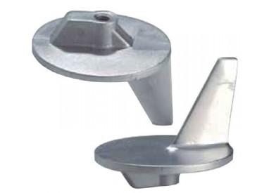ANODE DÉRIVE MERCRUISER MERCURY 50-140 HP.