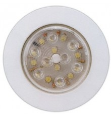 FEU ECASTRABLE A LED BLANC 12V
