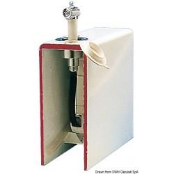 Douche à bouton Mizar et enrouleur automatique tuyau