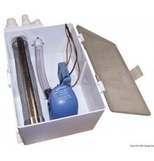 Collecteur eaux usées WHALE avec pompe automatique