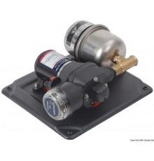 Système intégré autoclave et réservoir accumulation