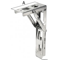 Bras pliable pour tables ou sièges