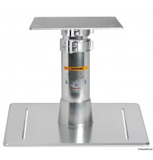 Support de table HEAVY DUTY base carrée