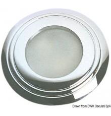 Spot Sextans R en laiton chromé 12/24 V 20 W