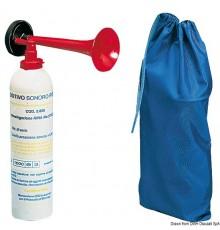 Signal acoustique portable à gaz