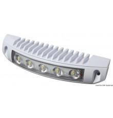 Spot à LED avec 5 LED blanc