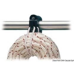Crochet pour cordage en nylon Le lot de 2