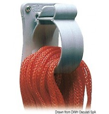Support de cordage en nylon Le lot de 4