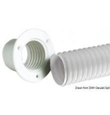 Gaine spéciale flexible en PVC pour passage des câbles moteurs hors-bord