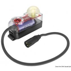 Indicateur électronique pour ceintures de sauvetage