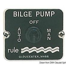 Interrupteur « RULE « pour pompe de fond de cale