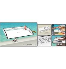 TABLE DE TRAVAIL MAGMA 320x510 MM