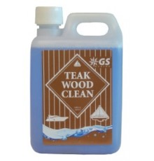 GS TEAK WOOD CLEAN 1L