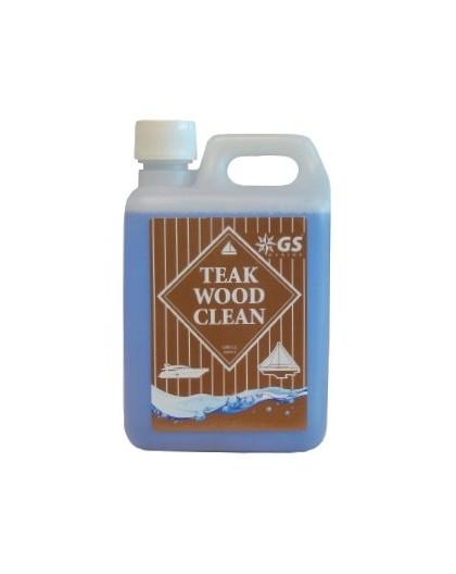 GS TEAK WOOD CLEAN 1L