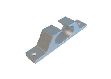 Chaumard en aluminium anodisé