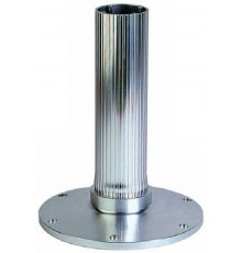 Pied fixe tube diam 70 mm plusieurs hauteurs
