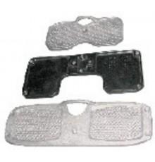 Protège tableau arrière en aluminium