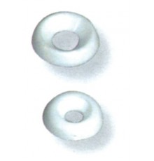 RONDELLE CUVETTE PVC PLATE (PACK 10)